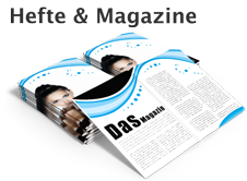 Hefte und Magazine